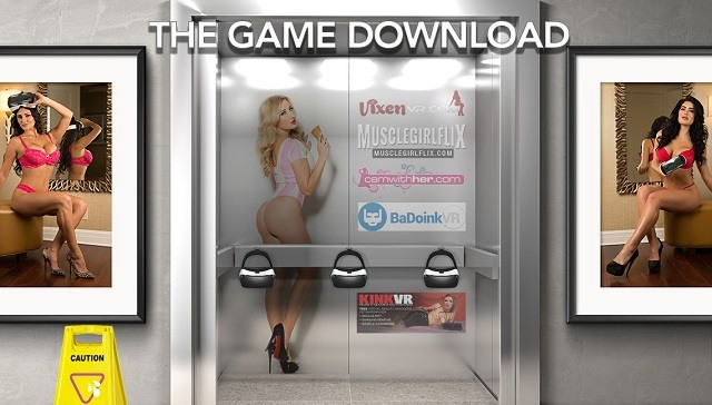temptation towers vr sex game