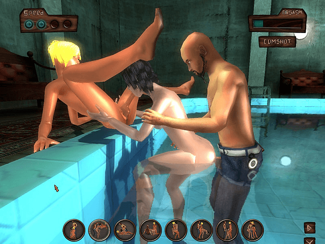Best virtual sex games 2019 nemo's whores
