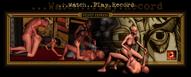 Best virtual sex games 2019 the velvet express