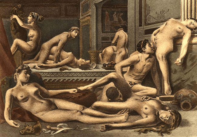 how to find an orgy