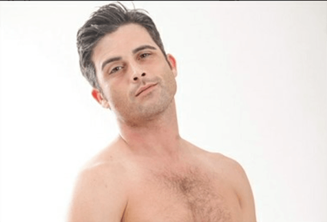 Lance Hart, one of the most prominent men in porn